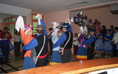 Nuestro Hospital celebró en grande las Fiestas Patrias