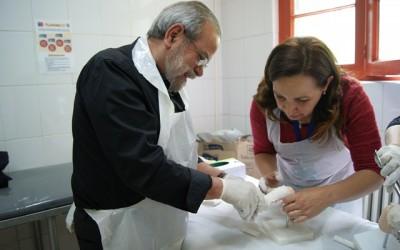Dr. Gastón Terrazas lidera Encuentro de Médicos PIA Chile