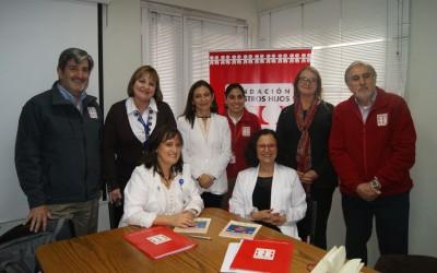 Hospital Roberto del Río firma convenio con Fundación Nuestros Hijos que beneficia a pacientes oncológicos