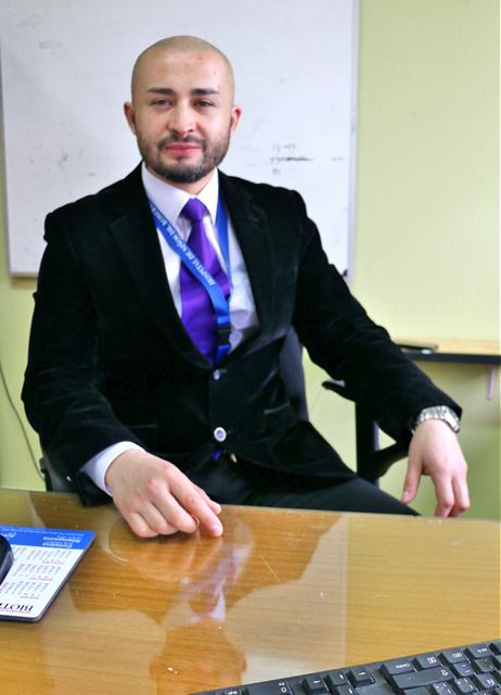 Cristian Orias