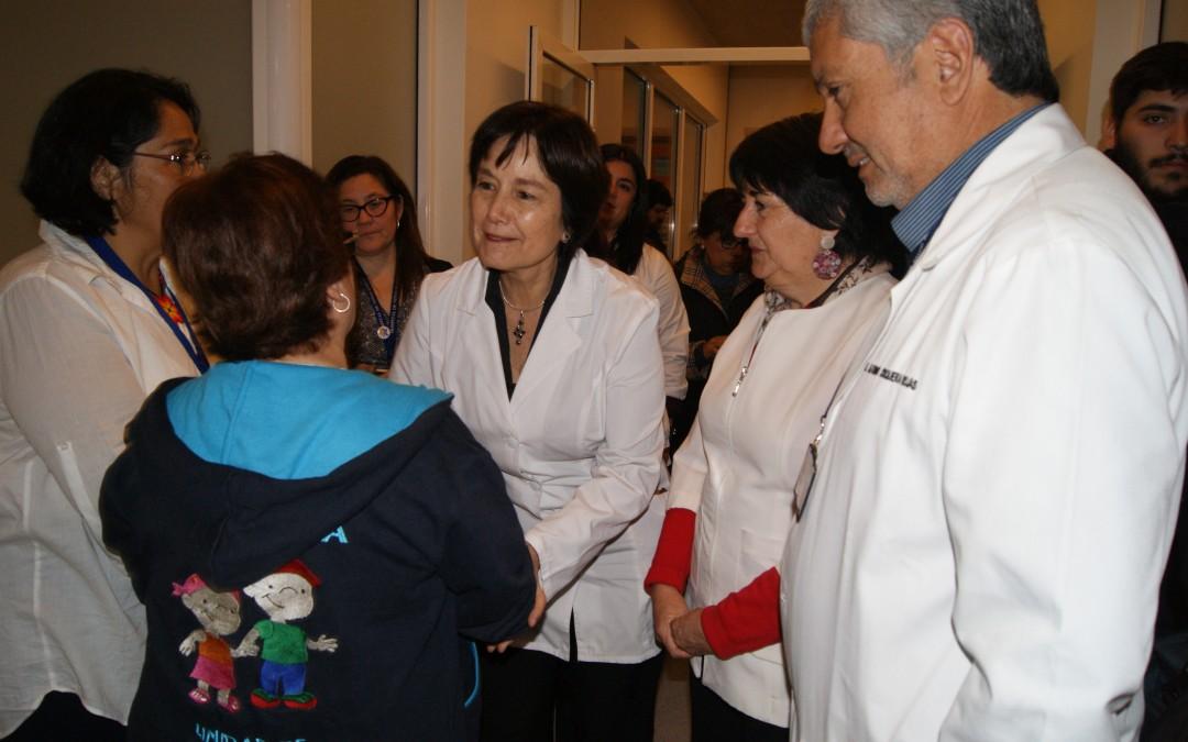 Ministra de Salud destaca heroica acción de funcionarios ante emergencia