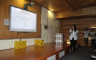 Fundación Integra celebra su primer año en el Roberto del Río