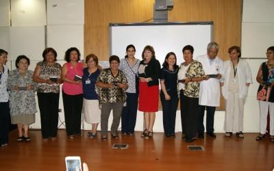 Emotiva ceremonia para funcionarios que se acogieron a retiro voluntario