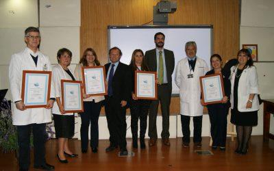 Nuestra institución recibió oficialmente el certificado de Hospital Acreditado en Calidad