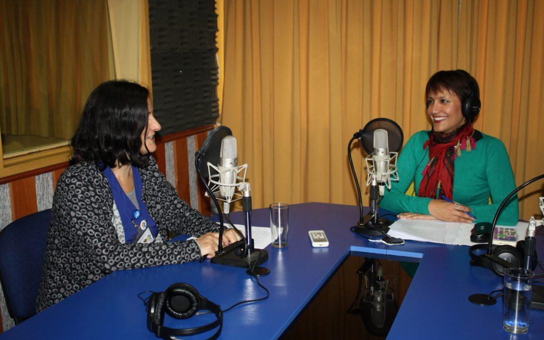 Prensa: Dra. Mihovilovic en Radio U. de Chile nos habla sobre la importancia del deporte en niños