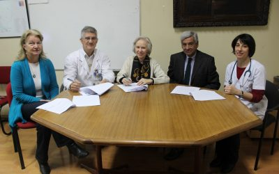 Se firmó acuerdo con Fundación Auxilio Maltés en beneficio del Proyecto de Rehabilitación Integral