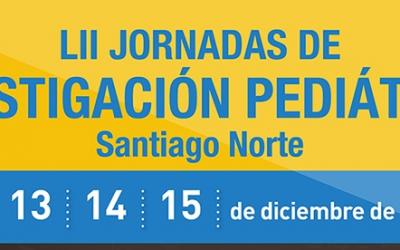 LII Jornadas de Investigación Pediátrica Norte
