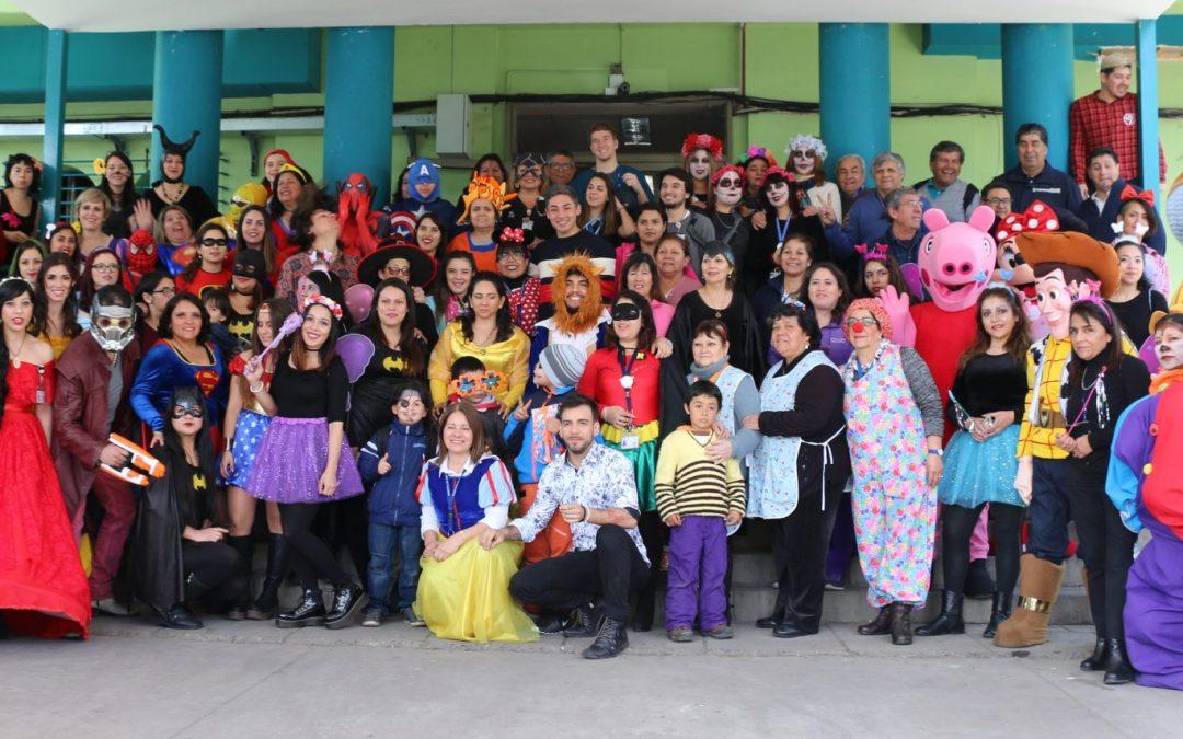 """Hospital Roberto del Río celebró la """"Semana del Niño"""""""