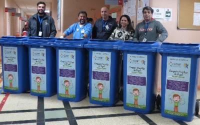 Hospital Roberto del Río llama a reforzar campaña Reciclando Sonrisas
