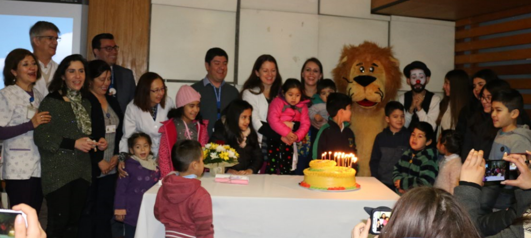 Ley Ricarte Soto beneficia a 19 niños con Diabetes Tipo 1 Inestable Severa del Hospital Roberto del Río