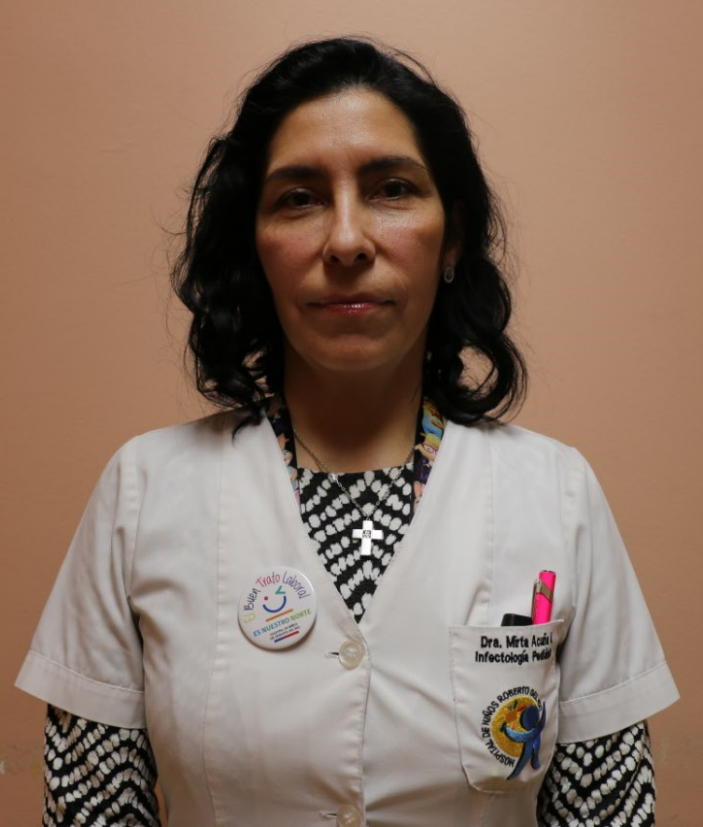Dra. Mirta Acuña Ávila