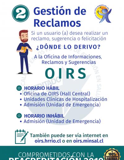 2. OIRS
