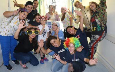 La Unidad de Oncohematología celebra un año más del Día Mundial Contra el Cáncer Infantil