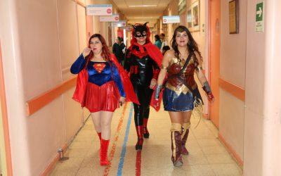 Con múltiples actividades el Hospital Roberto del Río celebró la Semana del Niño 2019