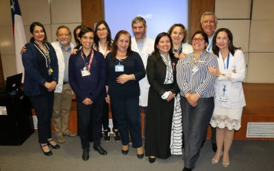 Funcionarios del Hospital Roberto del Río consiguen la Reacreditación en Calidad