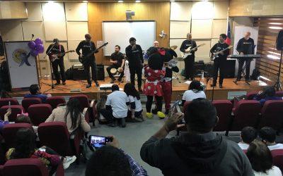 Agrupación de Padres e Hijos con Fibrosis Quística conmemoraron el día mundial de la enfermedad con múltiples actividades en el Hospital Roberto del Río