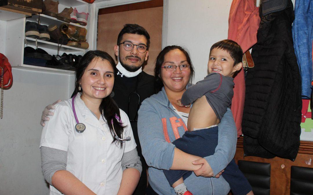 Proyecto de Hospitalización Domiciliaria: Acercando el cuidado de los Pacientes Respiratorios Pediátricos a sus familias