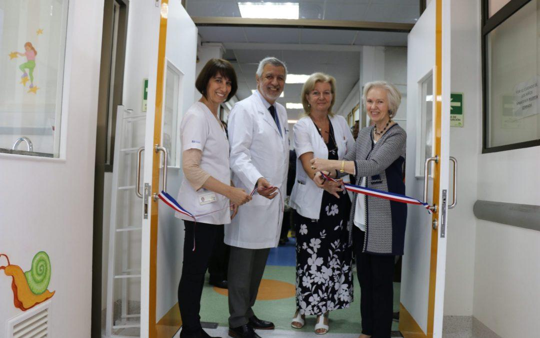 Hospital Roberto del Río y Fundación Auxilio Maltés inauguraron la Unidad de (Re)Habilitación con Atención Clínica Integral