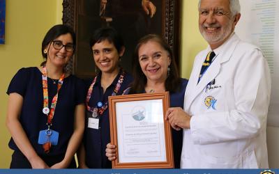 Entrega de Reconocimientos por el exitoso Proceso de Reacreditación 2019 de nuestro Hospital