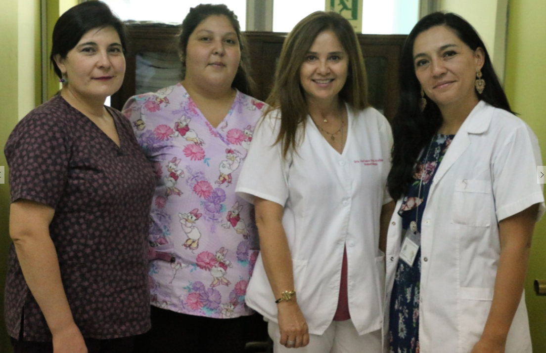 Unidad de Hemofilia consiguió reconocimiento internacional por su innovador método de trabajo