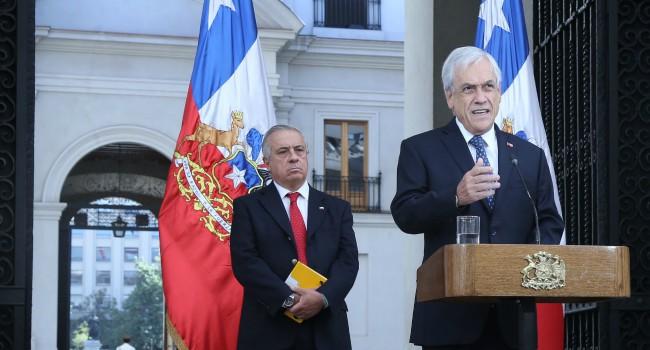 Coronavirus en Chile pasa a fase 4 y Presidente anuncia cierre de fronteras