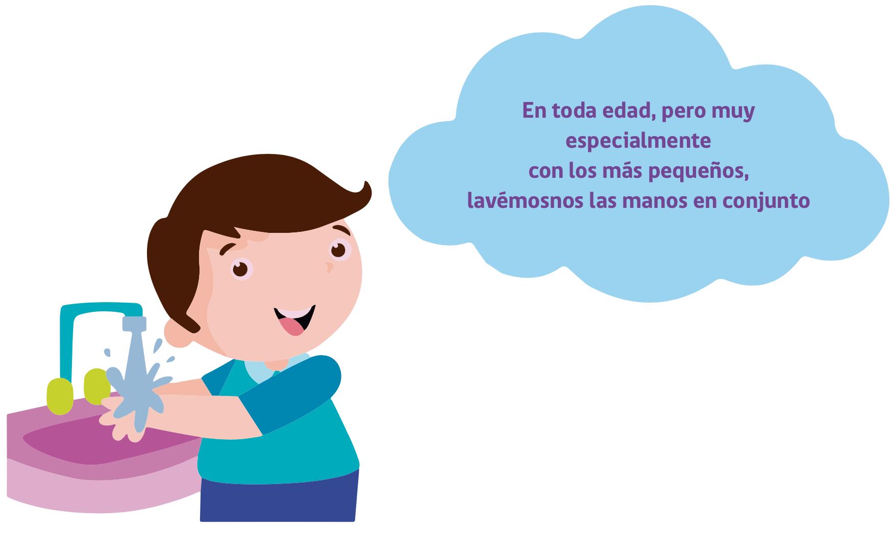 Recomendaciones para Niños y Niñas en casa por COVID-19
