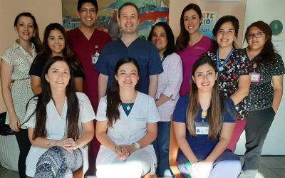 Unidad de Otorrinolaringología aplica más de 15.000 Screening Auditivo Universal en los dos primeros años de funcionamiento del Programa