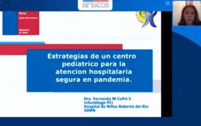 Nuestro hospital participa en IX Encuentro Nacional de Calidad en Salud