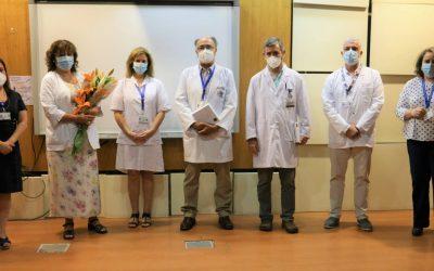 Se despiden tres destacados Médicos de nuestro Hospital