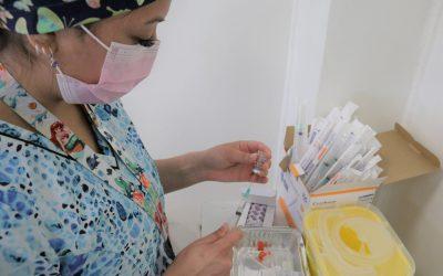 El 66,7% de nuestros funcionarios ya se encuentran vacunados