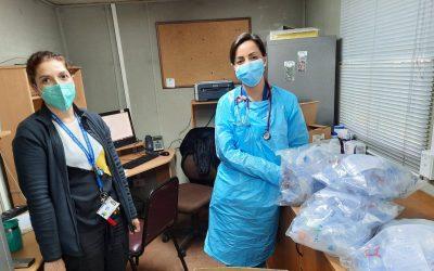 Taller de soporte ventilatorio y expansión pulmonar para nuestros profesionales